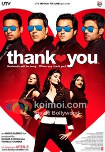 Thank You Movie Poster