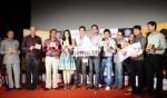 Sooraj Barjatya, Amrita Rao, Tusshar Kapoor, Neeraj Shridhar, Kunal Ganjawala