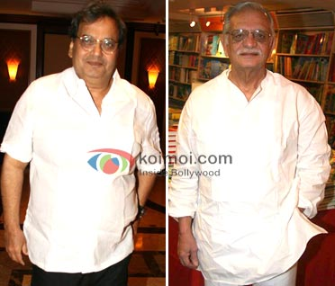 Subhash Ghai, Gulzar Plan Film On Tagore's 'Nauka Dubi'