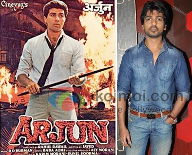 Sunny Deol's Arjun Movie Poster, Nikhil Dwivedi
