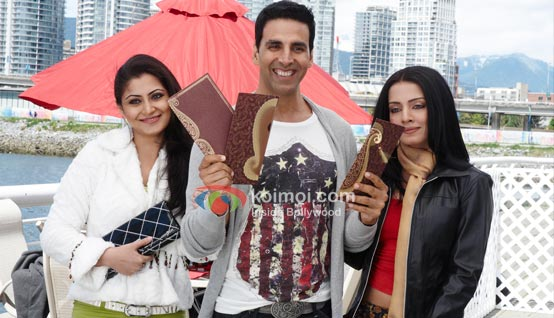 Thank You Movie Review (Rimi Sen, Akshay Kumar, Celina Jaitly Thank You Movie Stills)