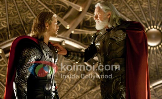 Thor Review (Thor Movie Stills)