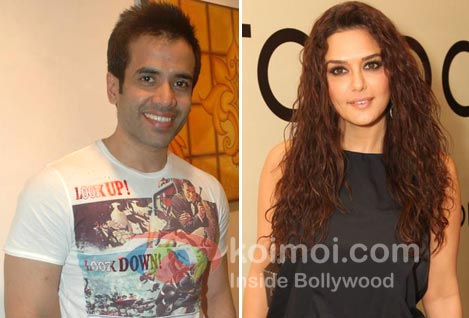 Tusshar Kapoor Thinks Preity Zinta Is Synonymous With Botox