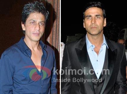 When Shah Rukh Khan Stole Akshay Kumar's Thunder