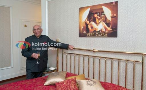 Yash Chopra & Switzerland: Awards, A Suite & A Train! (Yash Chopra In House)