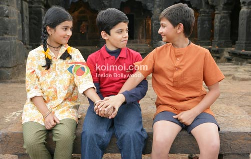 Darsheel Safary (Zokkomon Movie Stills)