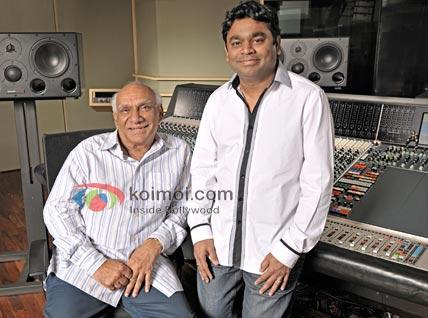 A. R. Rahman To Compose Music Shah Rukh Khan's Film With Yash Chopra