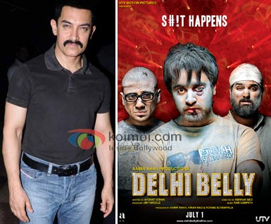 Aamir Khan: Delhi Belly Is An Adult Comedy With No Skin Show Or Sex
