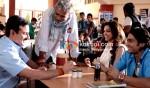 Saif Ali Khan, Prakash Jha, Deepika Padukone, Prateik Babbar (Aarakshan Movie Stills)