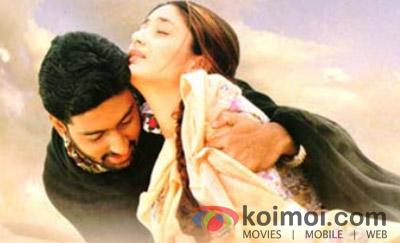 Abhishek Bachchan, Kareena Kapoor (Refugee Movie Stills)