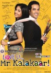 Amrita Rao, Tusshar Kapoor (Love U… Mr. Kalakaar! Movie Poster)