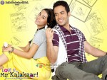 Amrita Rao, Tusshar Kapoor (Love U… Mr. Kalakaar! Movie Wallpaper)