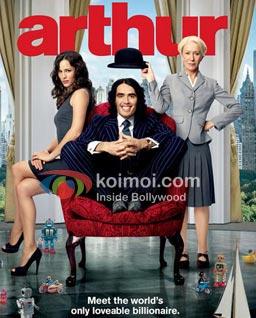 Arthur Preview (Arthur Movie Poster)
