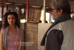 Deepika Padukone, Amitabh Bachchan (Aarakshan Movie Stills)