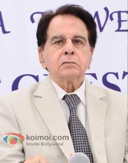 Dilip Kumar Hospitalized?