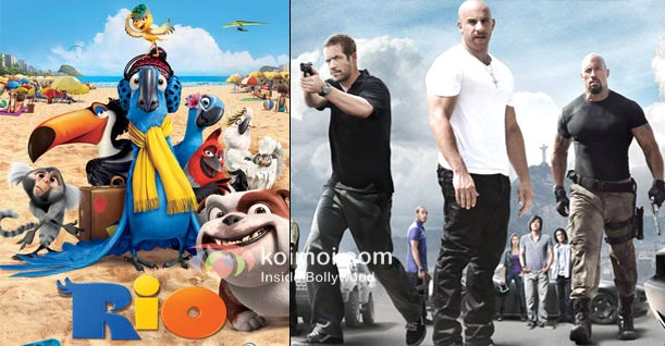 Fast Five Gives Universal Pictures BiggestOpening Weekend
