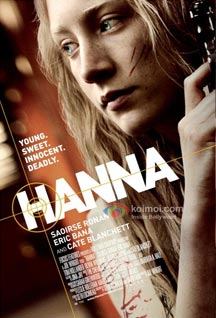 Hanna Preview (Hanna Movie Poster)