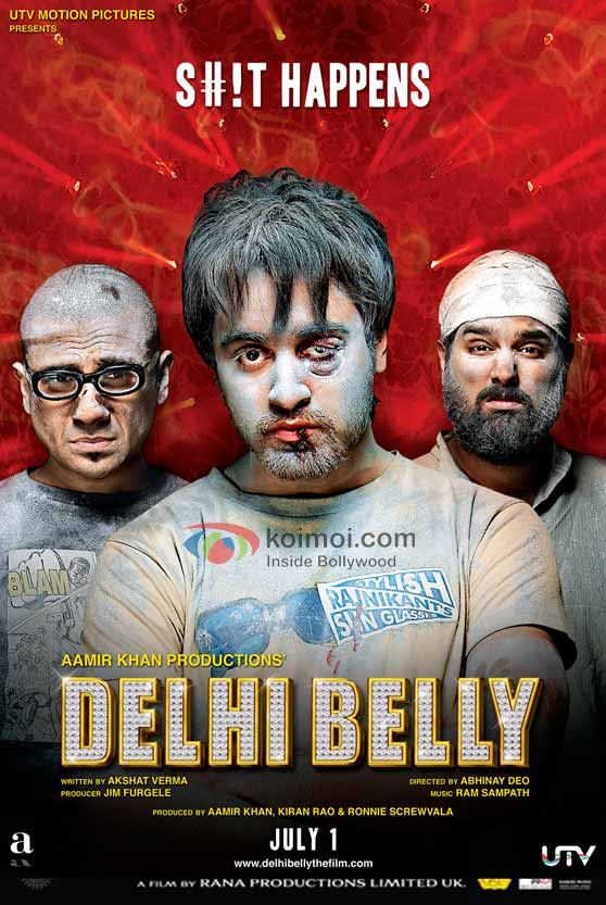 Imran Khan (Delhi Belly Movie First Look Poster)
