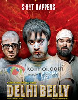 Is Delhi Belly An English Film