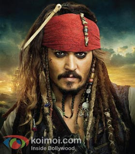 Johnny Depp Misses His Back Injury