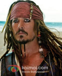 Johnny Depp is ready to be Jack Sparrow, again!