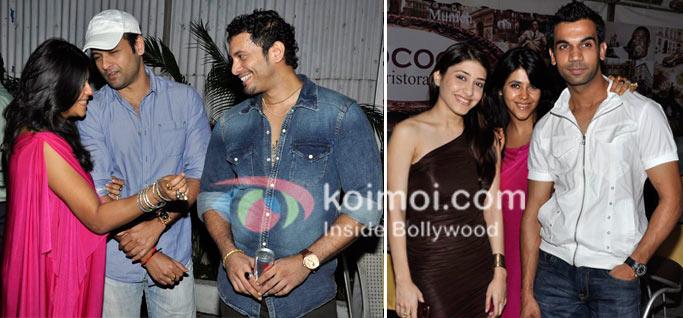 Ekta Kapoor Ragini MMS Threesome Parties Bloody Sheets & More