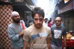 Kunal Roy Kapoor, Imran Khan, Vir Das (Delhi Belly Movie Stills)
