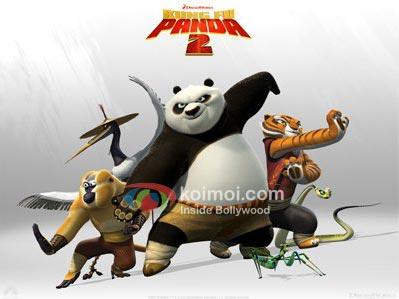 Kung Fu Panda 2: Meet The Characters - Furious Five