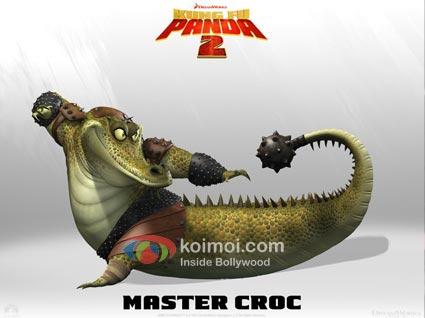 Kung Fu Panda 2: Meet The Characters - Master Croc
