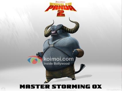 Kung Fu Panda 2: Meet The Characters - Master Storming Ox