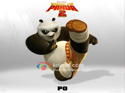 Kung Fu Panda 2: Meet The Characters - Po