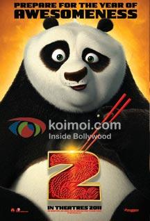 Kung Fu Panda 2 Preview (Kung Fu Panda 2 Movie Poster)