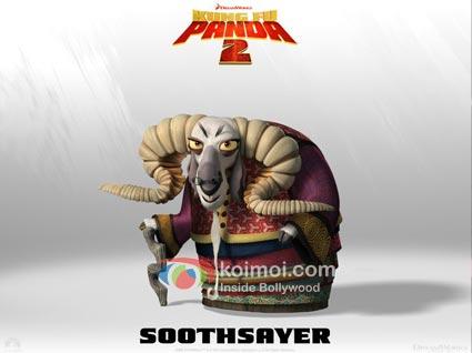 Kung Fu Panda 2: Meet The Characters - Soothsayer