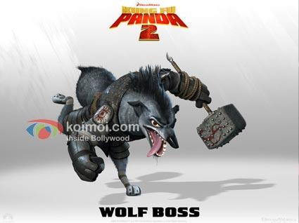 Kung Fu Panda 2: Meet The Characters - Wolf Boss