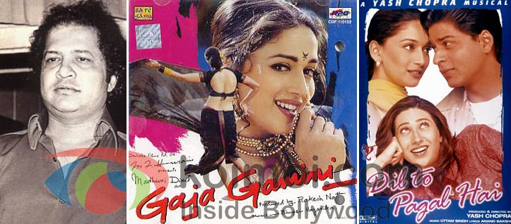 Laxmikant-Pyarelal, Gaja Gamini Movie Poster, Dil To Pagal Movie Poster
