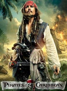 Pirates Of The Caribbean: On Stranger Tides Preview (Pirates Of The Caribbean: On Stranger Tides Movie Poster)