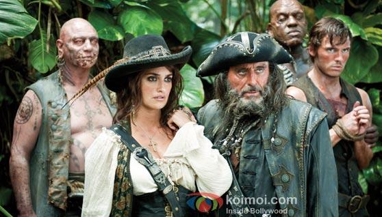 Pirates Of The Caribbean: On Stranger Tides Review (Pirates Of The Caribbean: On Stranger Tides Movie Stills)