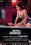 Raj Kumar Yadav, Kainaz Motivala (Ragini MMS Movie Poster)