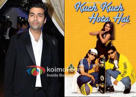 Reviving Kuch Kuch Hota Hai On Karan Johar's Birthday