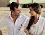 Saif Ali Khan, Deepika Padukone (Aarakshan Movie Stills)