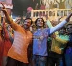 Saif Ali Khan, Prateik Babba (Aarakshan Movie Stills)