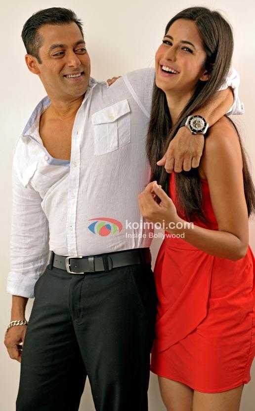 Salman Khan, Katrina Kaif Together In Ek Tha Tiger!