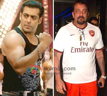 Salman Khan Wants Sanjay Dutt For 10 Ka Dum