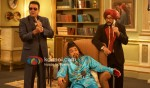 Sanjay Dutt, Riteish Deshmukh, Arshad Warsi (Double Dhamaal Movie Stills)