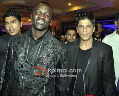 Shah Rukh Khan & Akon RA.One Song Leaked