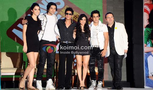 Giselle Monteiro, Ali Fazal, Shahrukh Khan, Zoa Morani, Satyajeet Dubey, Roshan Abbas Unveils Always Kabhi Kabhi Music
