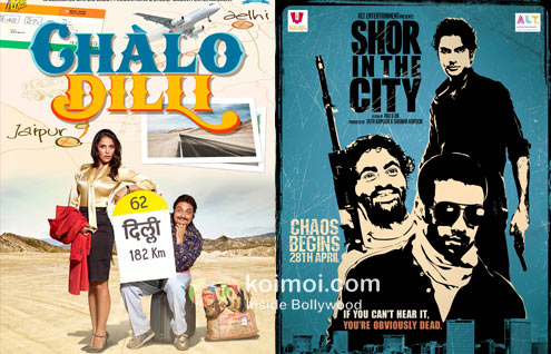 Shor In The City, Chalo Dilli Dull At The Box-Office