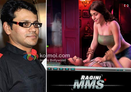 Ragini MMS To Go To Cannes! (Siddharth Jain Co-Producer Of Ragini MMS & Ragini MMS Movie Poster)