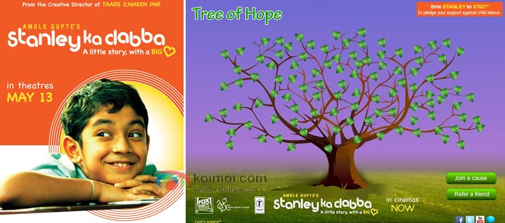 Stanley Ka Dabba's 'Tree Of Hope'