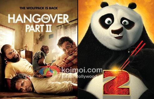 The Hangover Part II, Kung Fu Panda 2: Flying Start